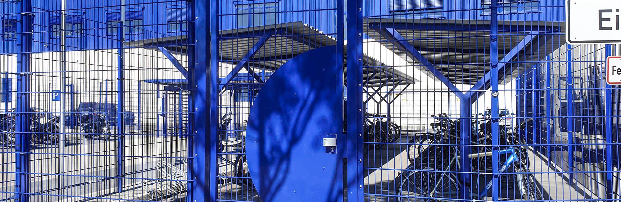 EundS Zaun Bocholt Sicherheitszaun Firmengelände