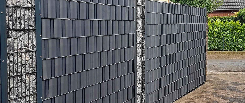 Sichtschutzzaun Zaunbau Zaun Bocholt